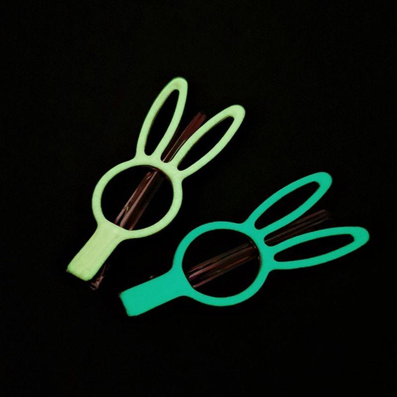 US $0.25 50% OFF Korean Fashion Jelly Color Duckbill Hair Clip For Women Bright Fluorescent Hairpin Barrettes Luminous Girls Hair Accessories Women's Hair Accessories    – AliExpress