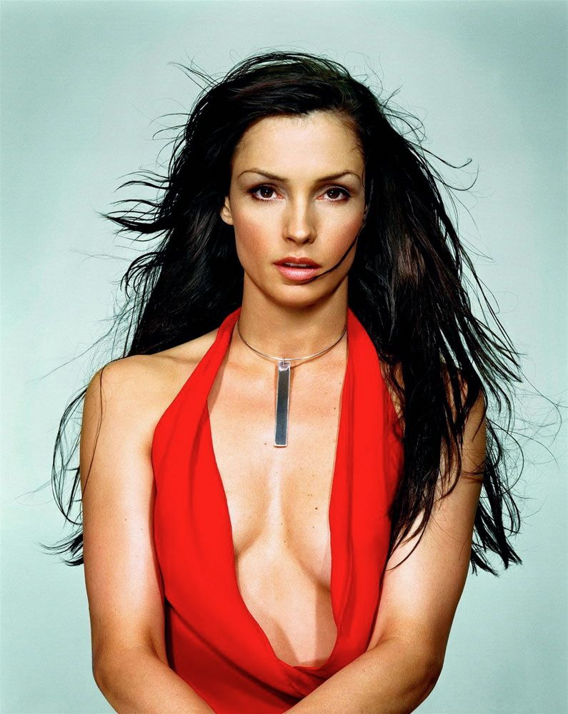 Cleavage Famke Janssen nudes (96 photos), Hot
