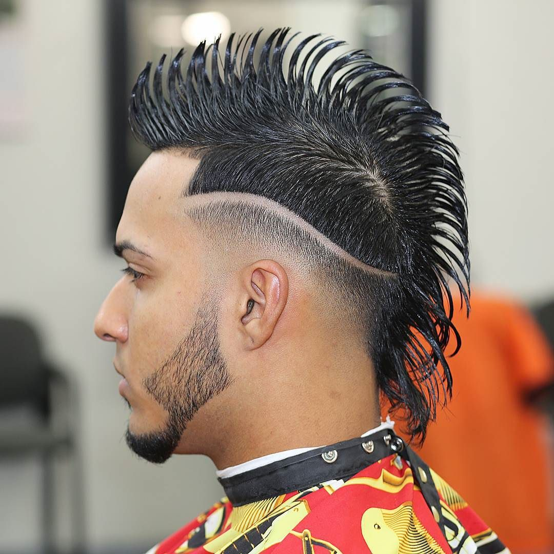 hairstyles pinterest haircuts mohawks and hair cuts