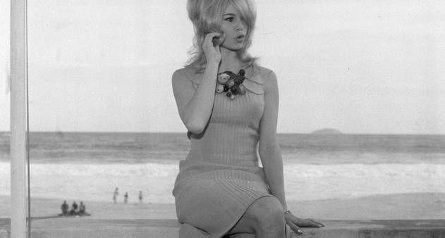Brigitte Bardot - Copacabana Palace, Rio de Janeiro 1964