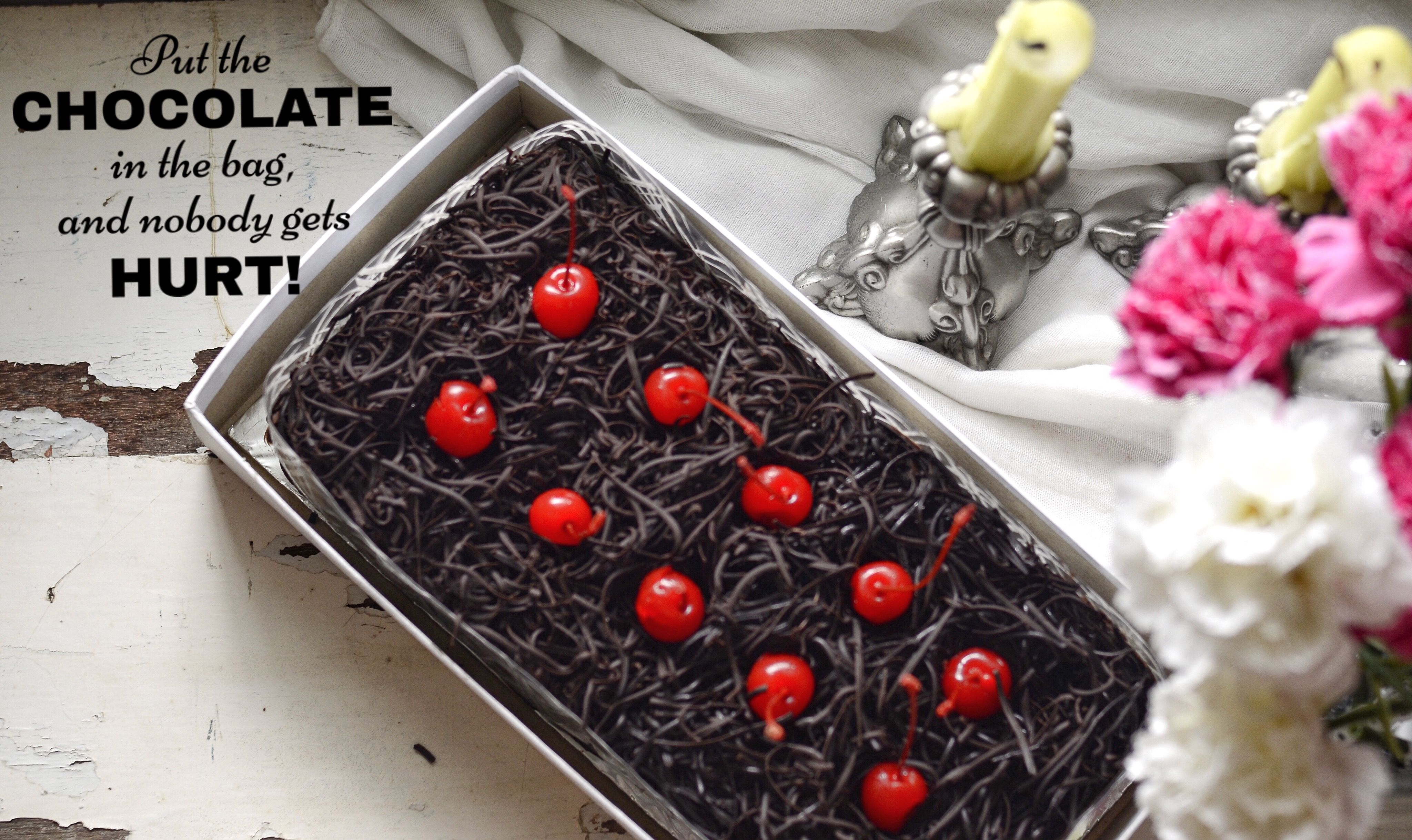 Bolu Coklat Lumer Dripping Frosting Cake #spekkoekhuis ...