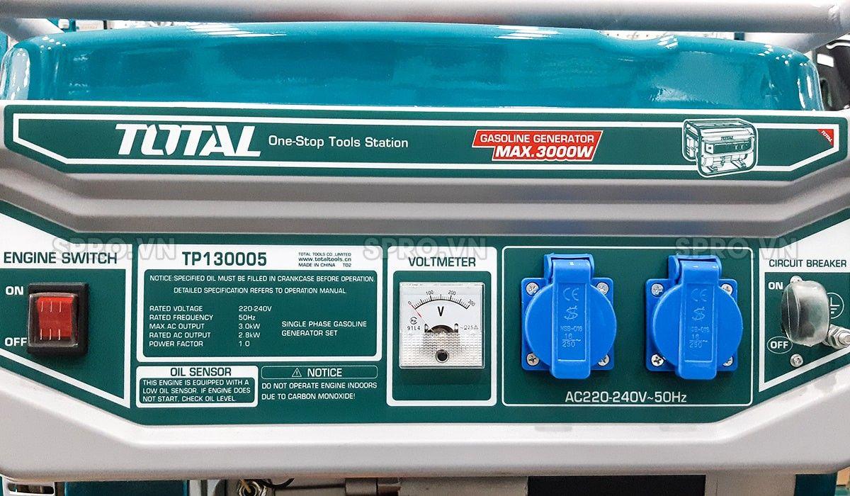 địa Chỉ Ban May Phat điện Total Tp130005 Gia Rẻ Chất Lượng May