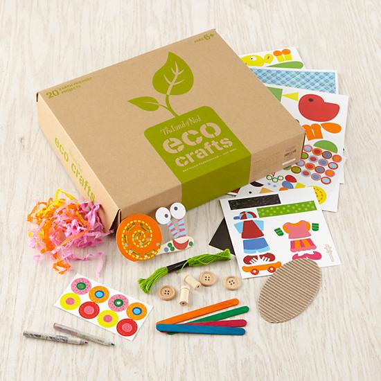 sustainable craft ideas eco crafts kit with more than 20 project ideas and 3043