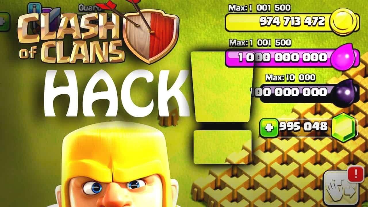 Download Clash Of Clans Hack Version Apk It is 100 Working