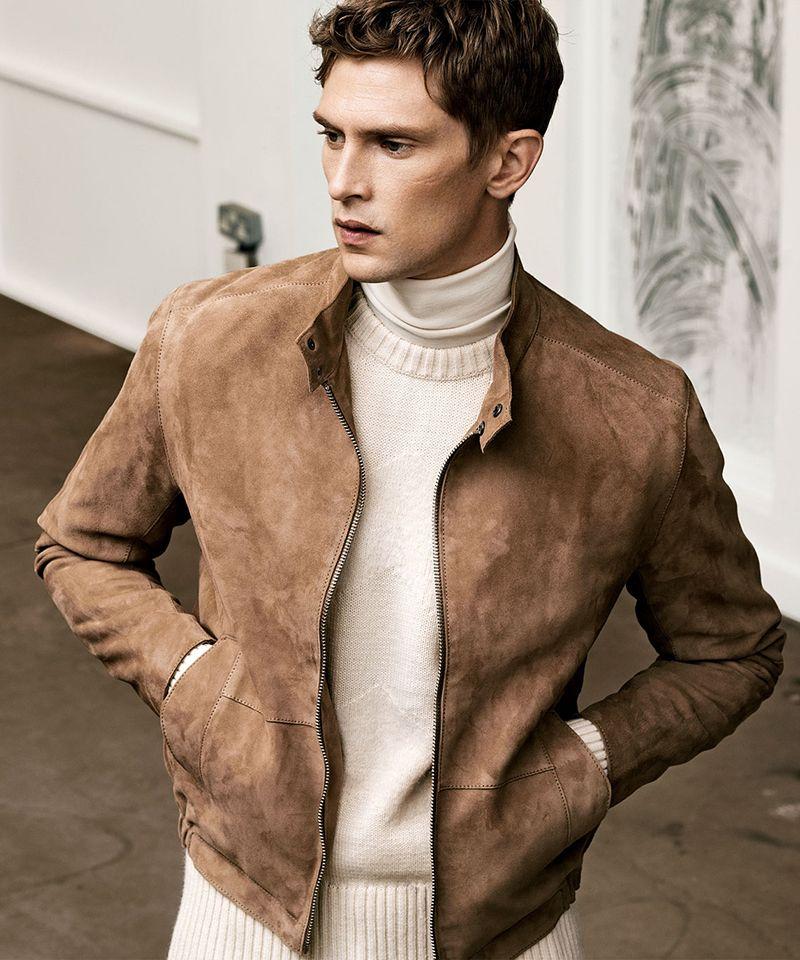 e833c6cc541 Mathias Lauridsen for Zara Man Studio Collection Autumn/Winter 2016 ...