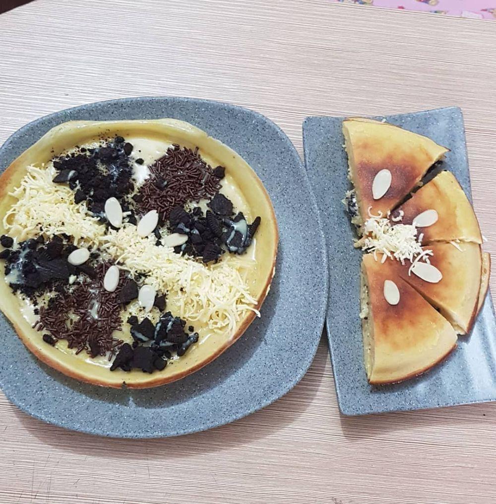 18 Resep Martabak Manis Enak Lembut Dan Praktis Instagram Resep Kue Lezat Ide Makanan