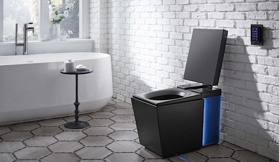 Smart Home demnächst auch im Badezimmer? Das stille Örtchen der