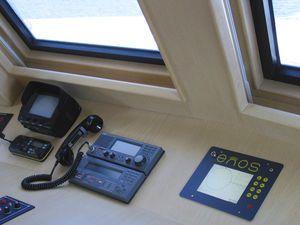 NUEVO: Sistema de rescate hombre al agua / para embarcaciones de Seareq eK, Sicherheits- und Rettungsequipment