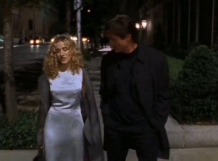 Sex and the city season 1 episode 5