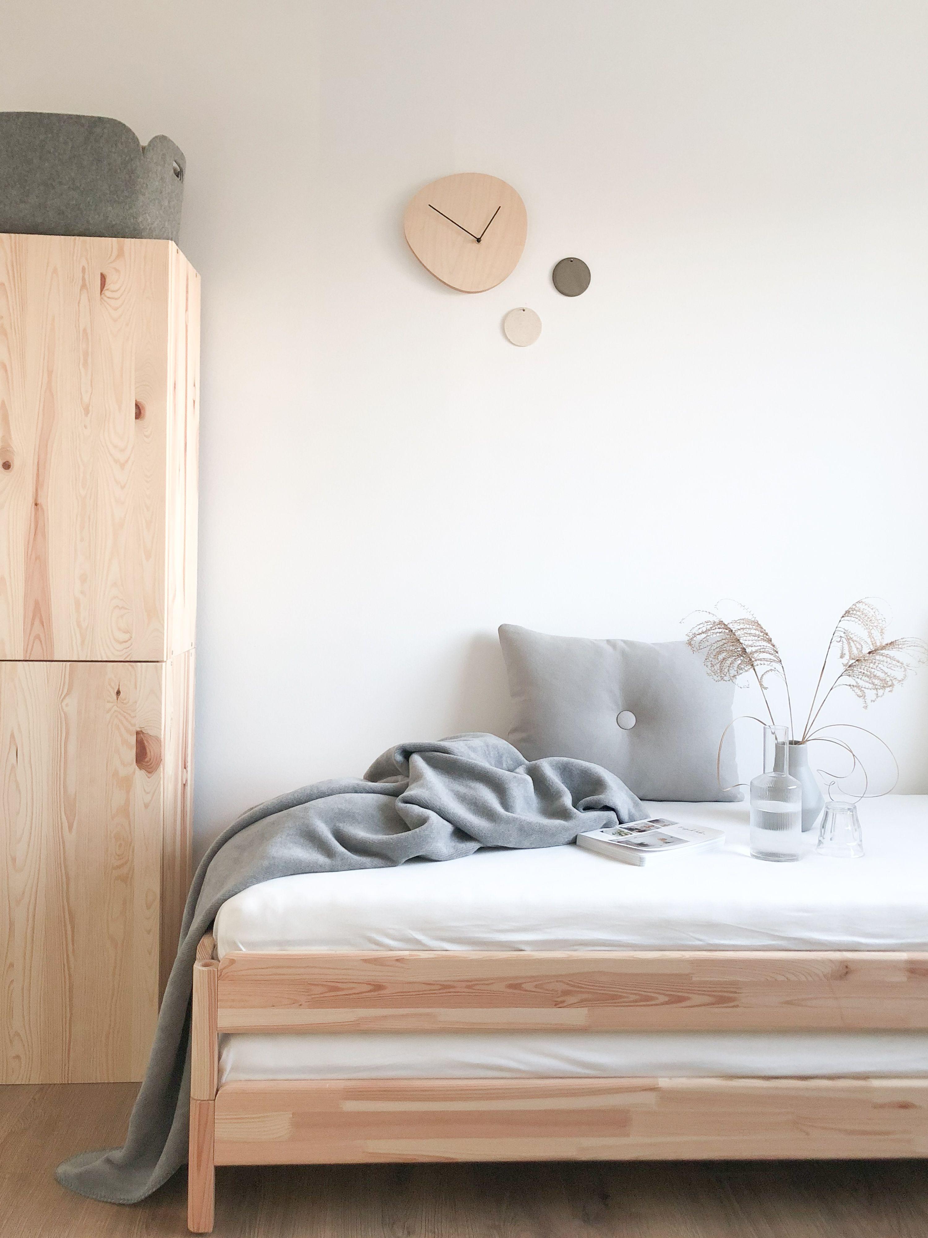 Vintage zimmer dekor ideen gästezimmer natürlich einrichten  schlafzimmer  pinterest  home