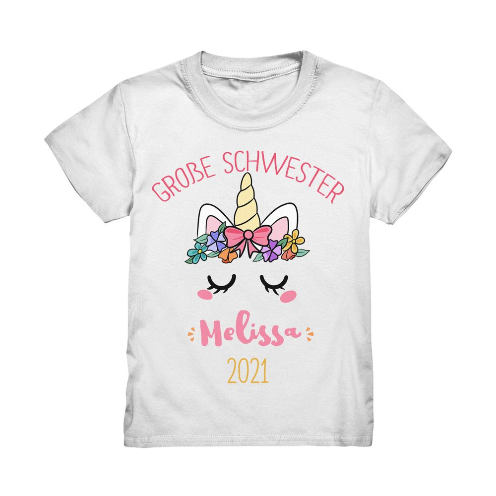 Einzelkind Großer Bruder 2020 Löwe Baby T-Shirt