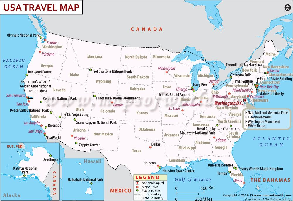 USA Travel Map USA Maps Pinterest Travel Destinations - Houston location in usa
