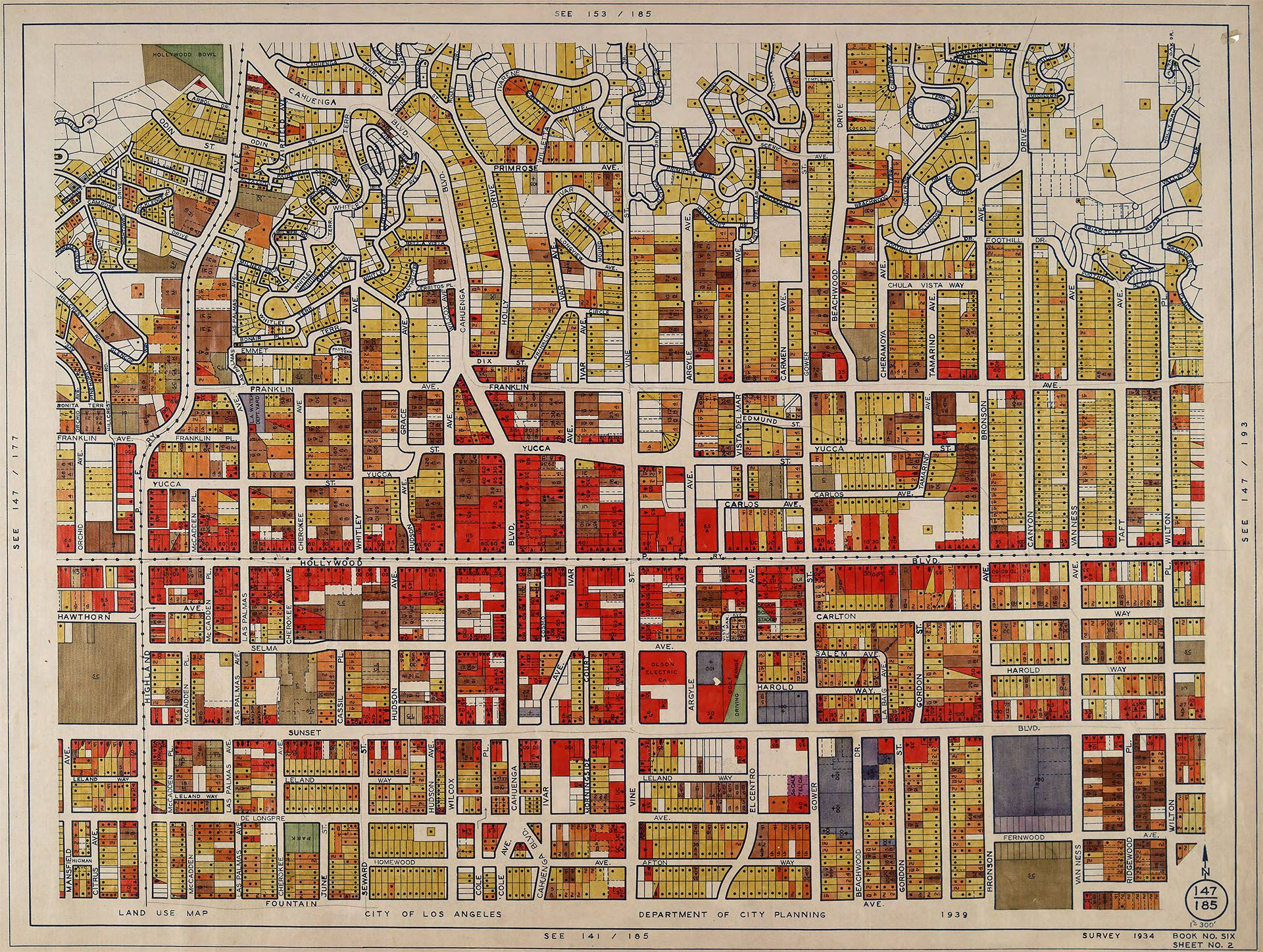A City In Opposition How History Shapes Tomorrow S Los Angeles Los Angeles Map Los Angeles History Los Angeles