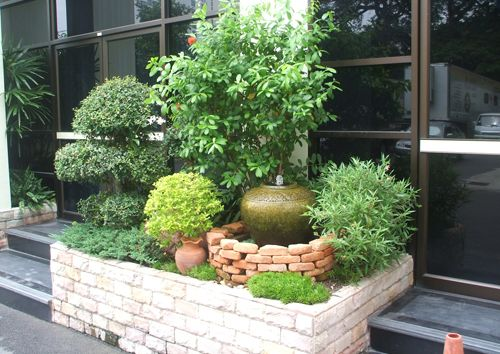 Unique Plan of Small Garden DesignsGardens Raised beds and