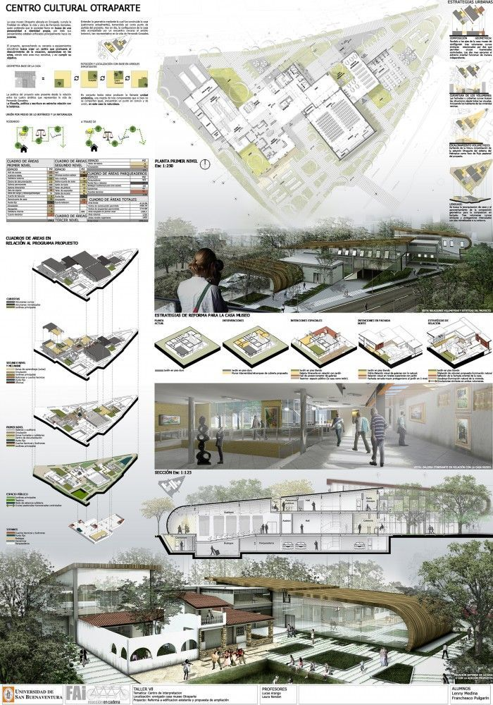 image result for architecture a1 poster examples renderings and models pinterest cordoba. Black Bedroom Furniture Sets. Home Design Ideas