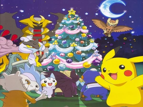 50 Lovely Pokemon Wallpapers Cuded Christmas Pokemon Pokemon Cute Pokemon Wallpaper