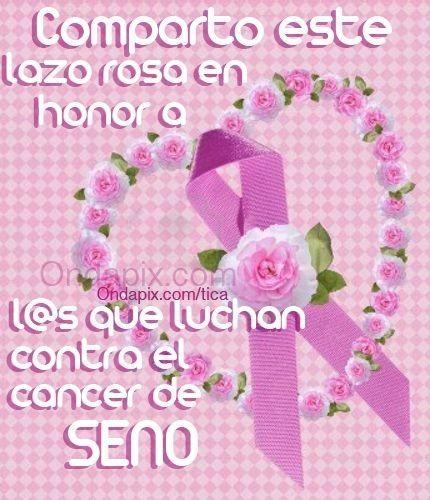 Imagenes Lazos Rosas Cancer.Comparto Este Lazo Rosa Ideas De Mireya Lazos Rosas Y