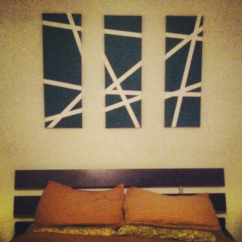 Homemade Wall Art my homemade canvas wall art :-) | d.i.y. | pinterest | homemade