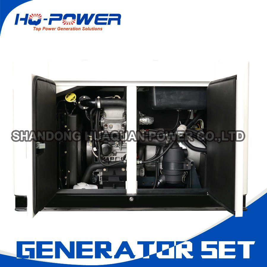 Soundproof Alternator 220v 50hz Diesel Engine Generator 10kw Generators For Home Use Generator House Generator Price
