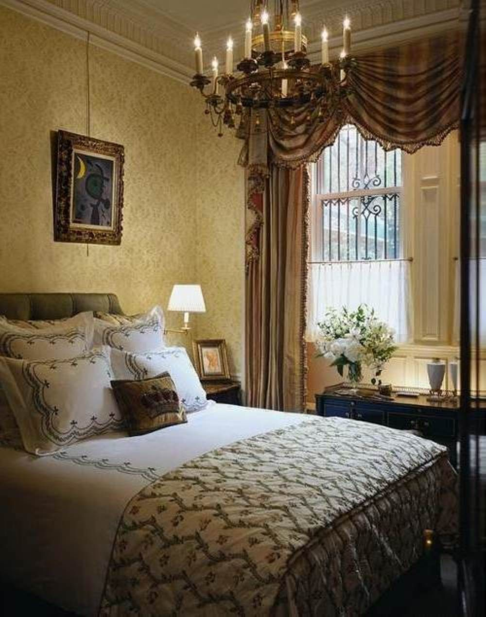 Sweet Romantic Bedroom Colors