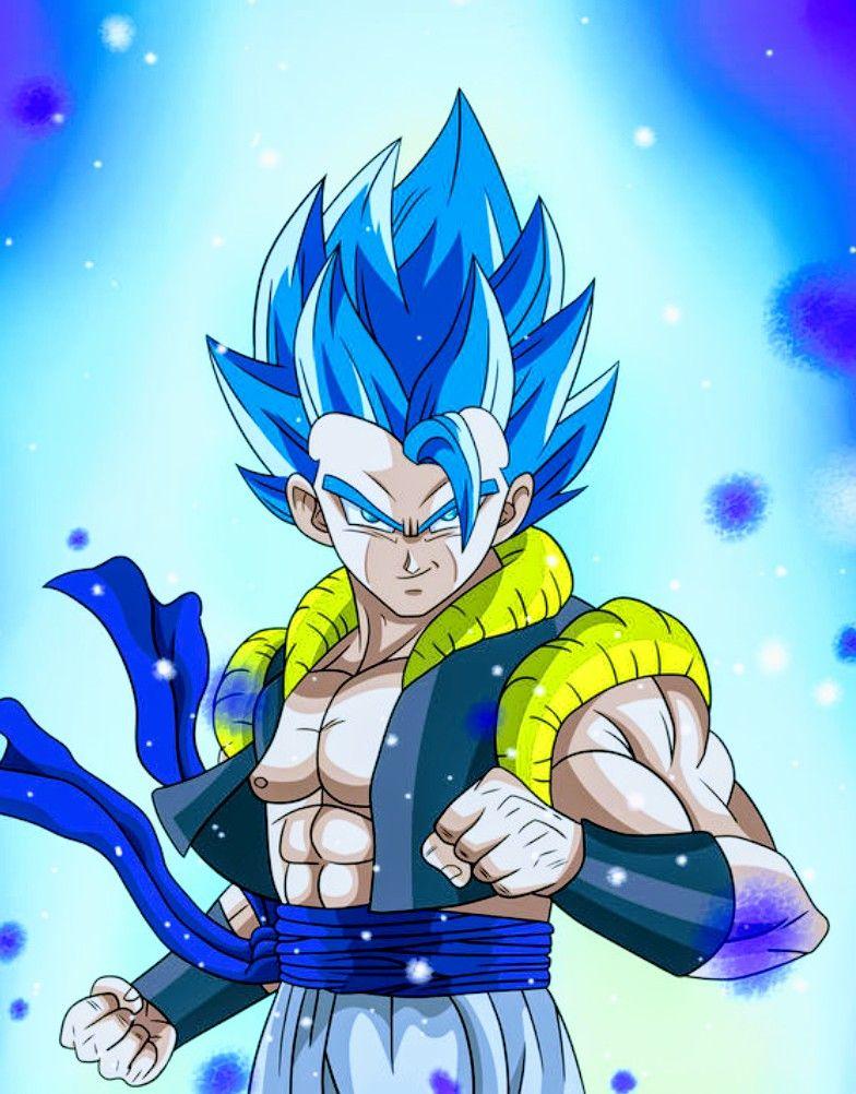 Gogeta Super Saiyan Blue Dragon Ball Super Goku Desenho
