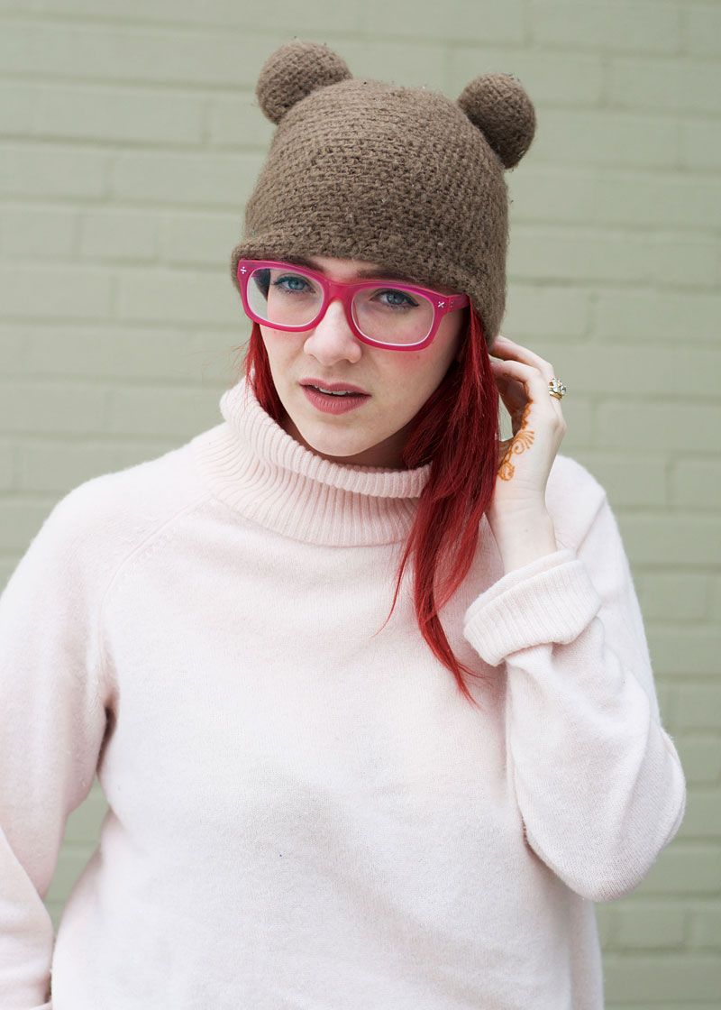 f2444525b5b 8 ways to wear a winter hat and still look cute  fashionmagazine