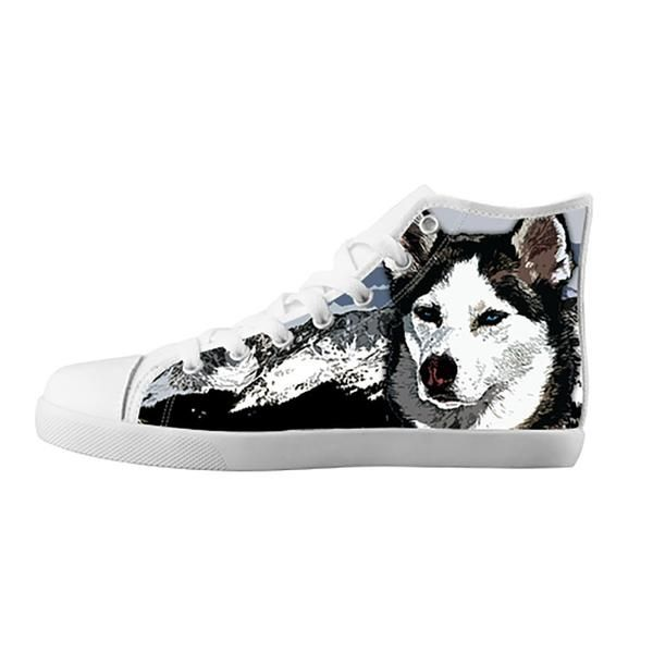 nike air force black&white ticked dog markings