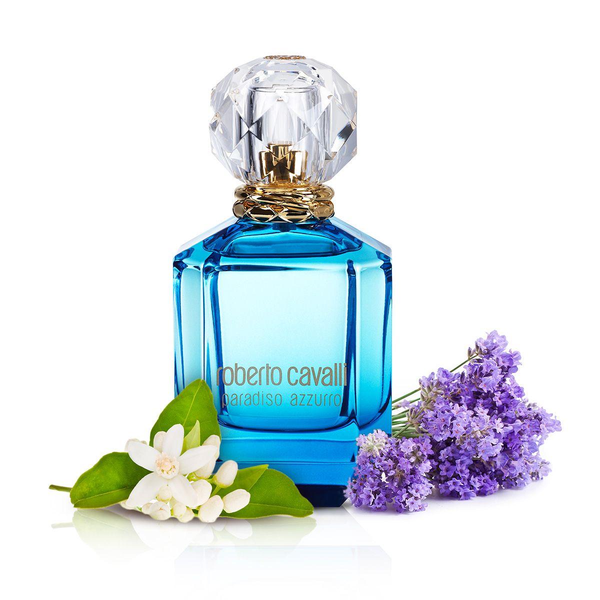Roberto Cavalli Paradiso Azzurro Livrare Intre 2 4 Zile Notino Ro Roberto Cavalli Perfume Perfume Bottles