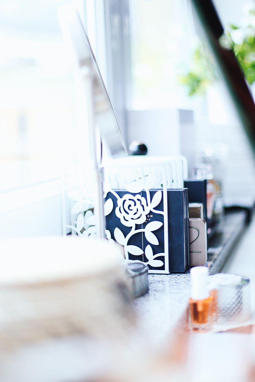 Mein Schminkbereich: Makeup Aufbewahrung und Sammlung ...