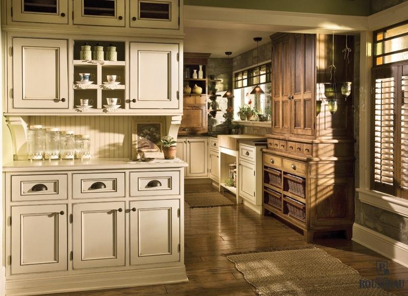 id e pour le vaisselier armoires de cuisine andr rousseau construction salle manger. Black Bedroom Furniture Sets. Home Design Ideas