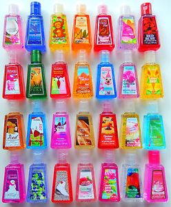 Bath And Body Works Pocketbac Anti Bacterial Sanitizer Hand Gel
