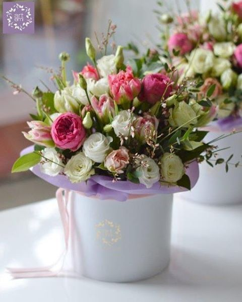 Artemi Www Artemi Com Pl Kwiaty Bukiet Podziekowania Dla Rodzicow Flowerbox Flower Boxes Spring Floral Flowers