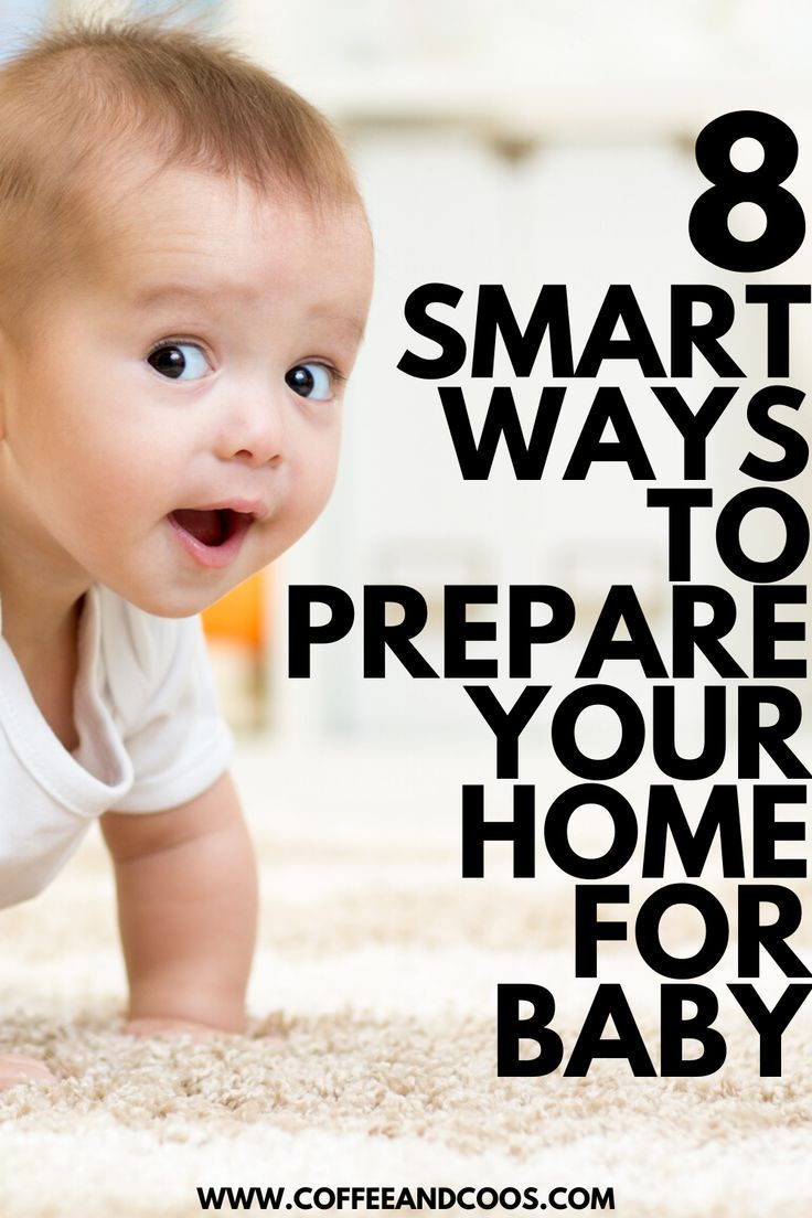8 Genius Ways to Prepare your Home for Baby - Coffee and Coos