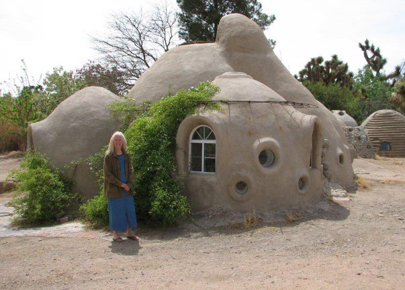 SANDBAG Houses Follow Link To See More Pics