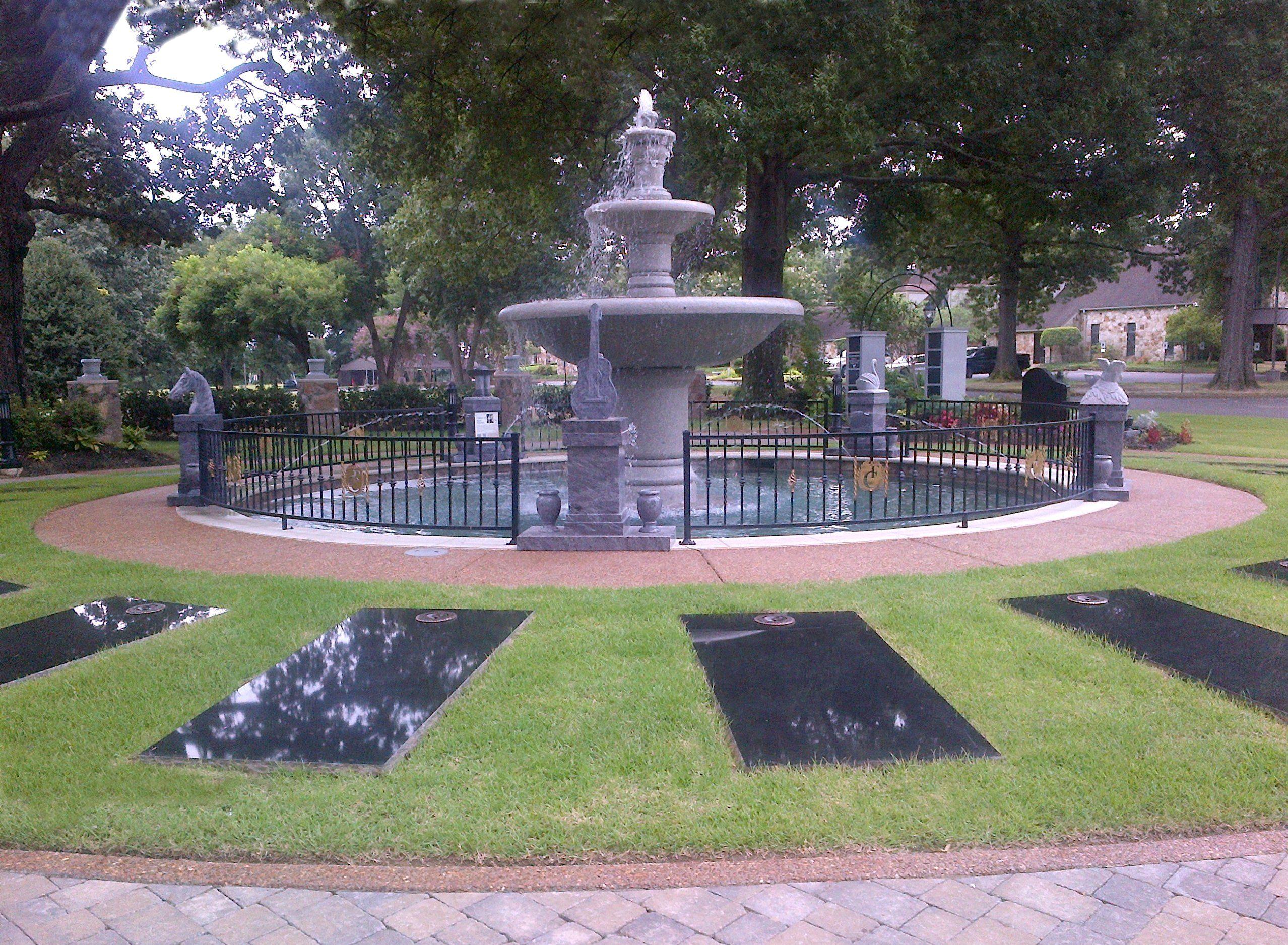 Gardens Of Memory Cemetery Mcminnville Tn