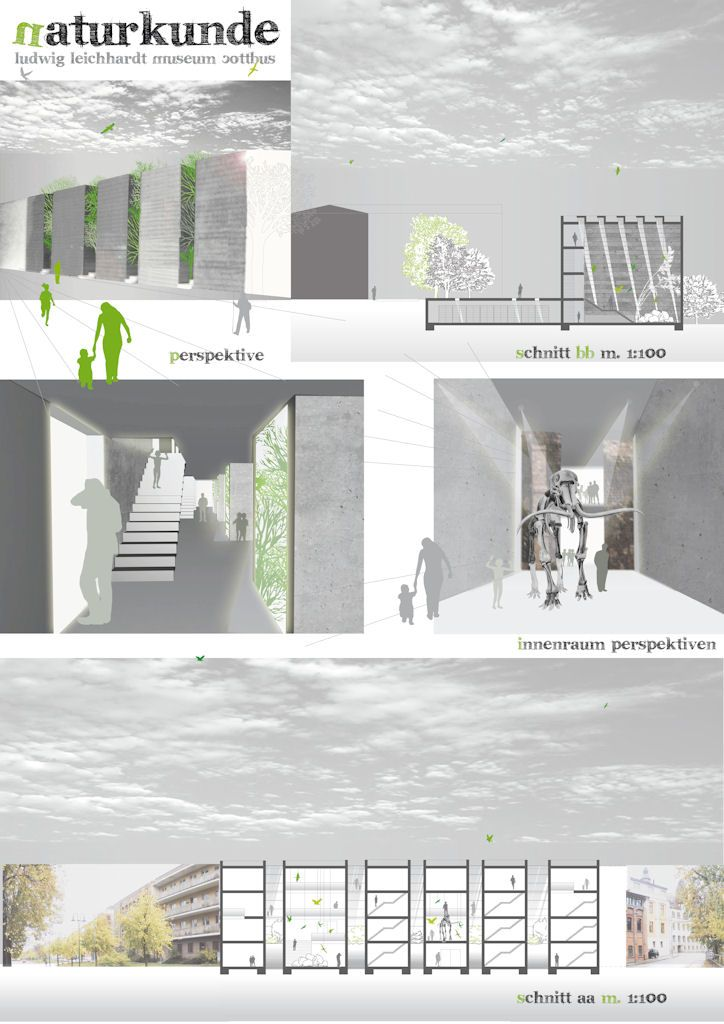 S innovation architektur portfolio von franziska kestel for Architektur layouts