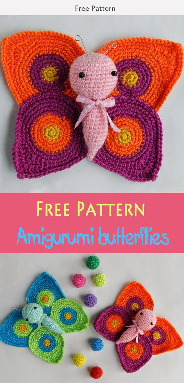 Cats Crochet Amigurumi Pattern Free | Gehaakte dieren amigurumi ... | 1251x600