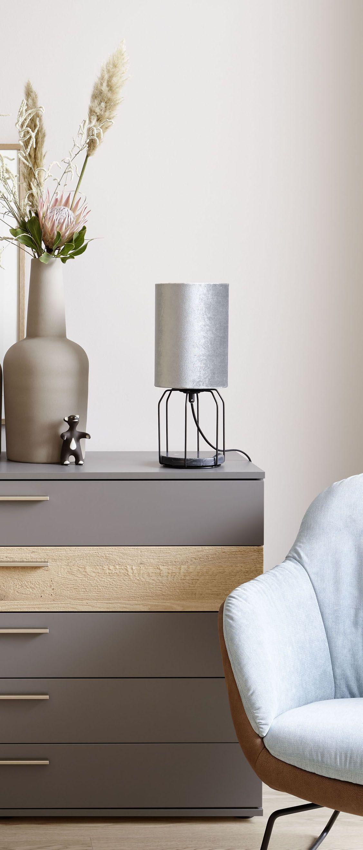 Tischleuchte Samt Leuchte Samtlampe Grace Schoner Wohnen Kollektion In 2020 Schoner Wohnen Tischleuchte Zuhause
