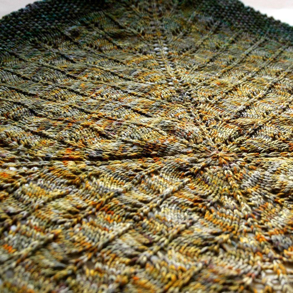 Knitting Candle Flame Blanket by Beata Jezek | ✧ BLANKET - AFGHAN ...