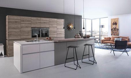 SYNTHIA-C CERES-C \u203a Kunststof toplaag \u203a Modern style \u203a Keukens - wand laminat küche