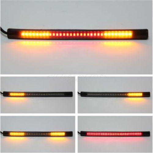 48 Led Strip Tail Brake Light For Suzuki Boulevard C50 C90 C109r M109r M50 M90