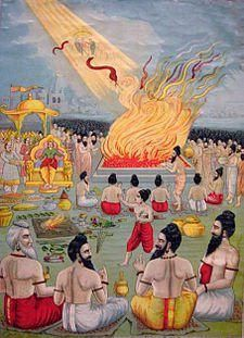Image result for yajna hinduism