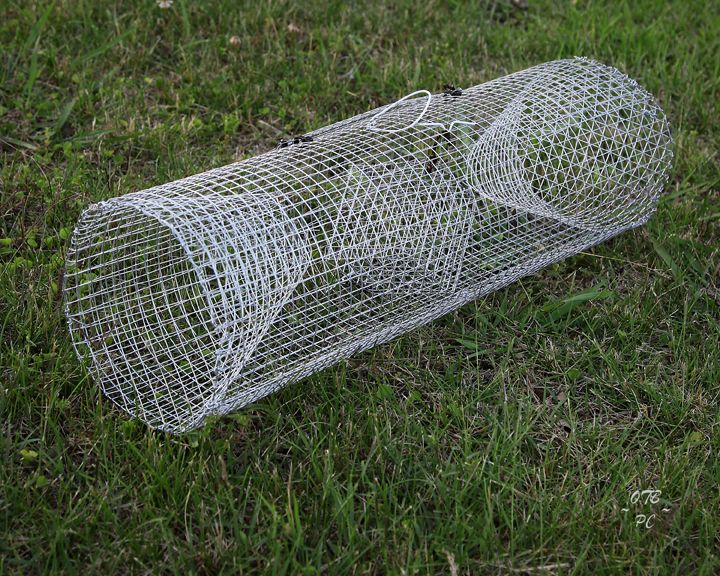 Image result for homemade crawfish trap