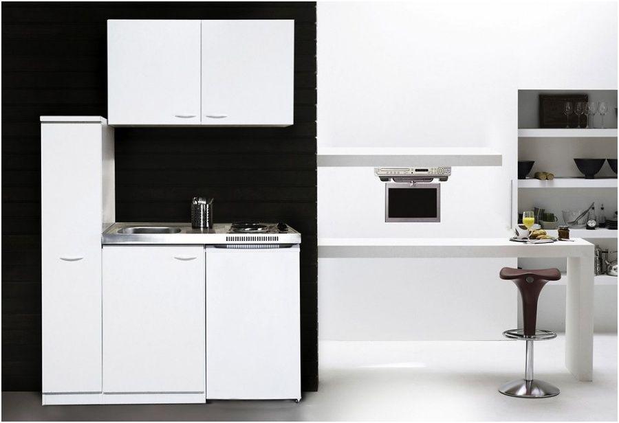 Miniküche Mit Kühlschrank Und Backofen : Perfect miniküche mit backofen und kühlschrank haus ideen