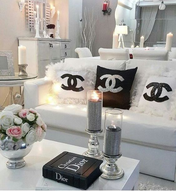 Wow I Dream To Have My Future Place Look Like This Home Decor Rhpinterestcouk: Chanel Home Decor At Home Improvement Advice