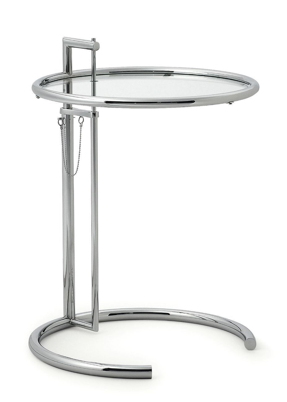 ADJUSTABLE TABLE E 1027 Designed By Eileen Gray   Still In Production By  ClassiCon.