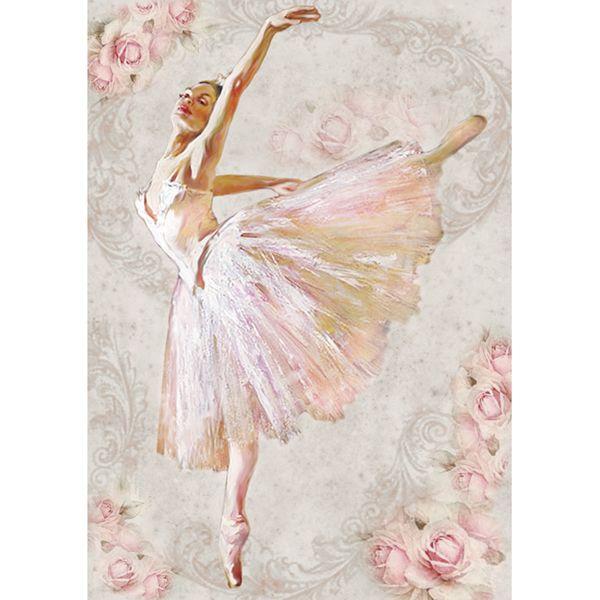 Картинки с днем рождения балет