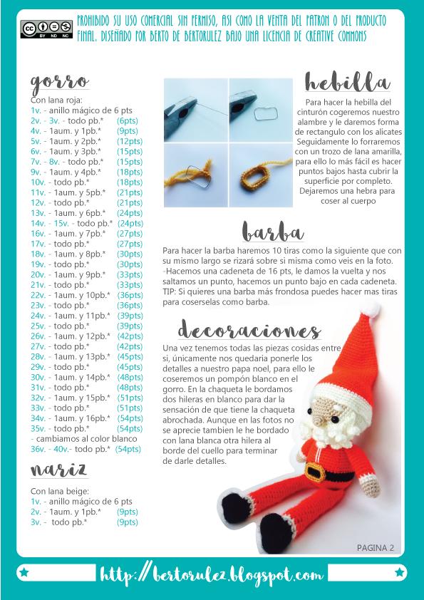 Pin de YCH en Amigurumi en 2018 | Pinterest | Navidad, Patrones y ...