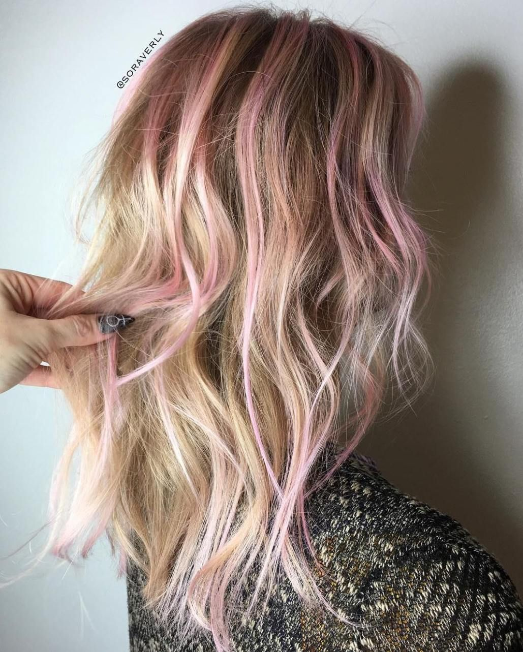 40 Ideas Of Pink Highlights For Major Inspiration With Images