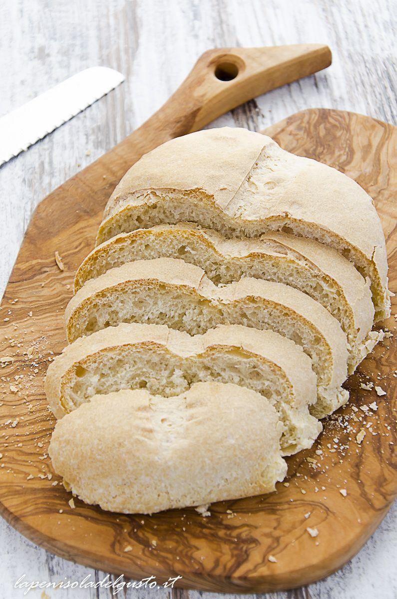 Fare il pane in casa molto semplice e non richiede - Casa al contrario ...